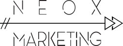 Neox Marketing Black Logo